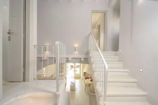 exclusive villa naxian queen entrance